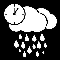 أمطار غزيرة بعد منتصف الليل