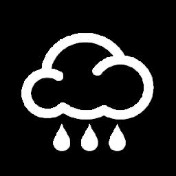 زخات من الأمطار