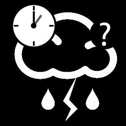 احتمال زخات أمطار رعدية بعد الظهر