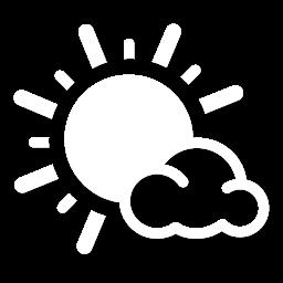 غالباً صافي مع احتمال أمطار رعدية خفيفة ظهراً وحتى العصر