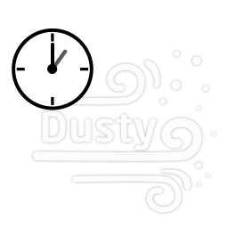 Dusty in the Afternoon